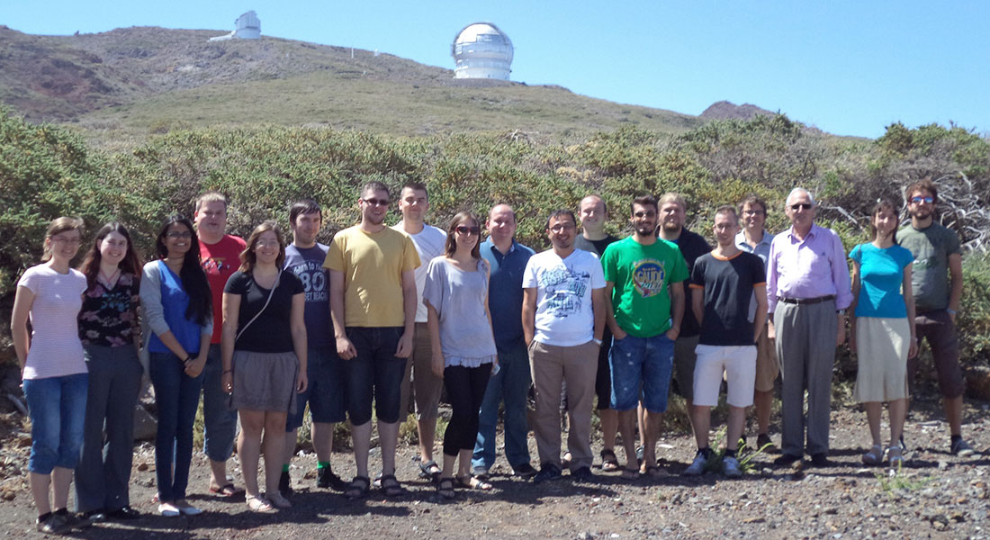 Opticon Schools - Intensive schools and conferences on observational astronomy
